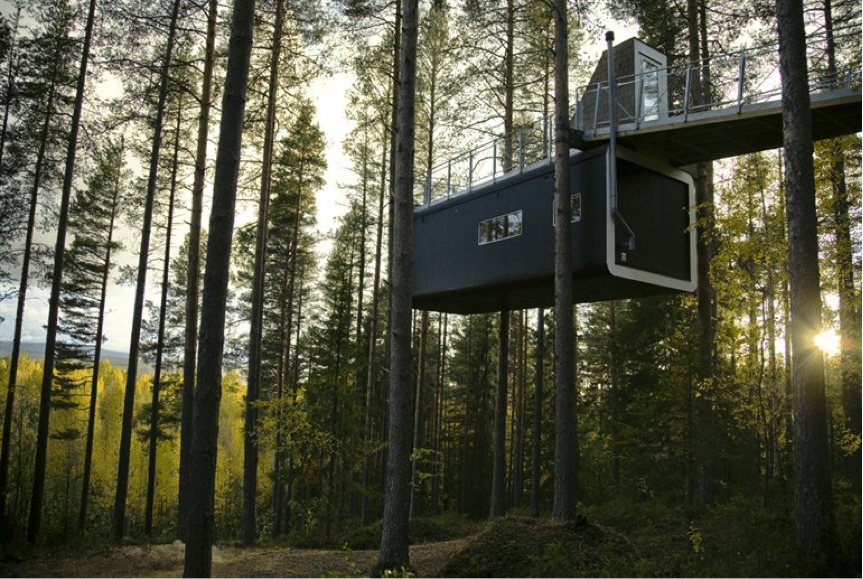 TheCabin Top Tree Houses – The world's 15 Most Amazing Tree Dwellings