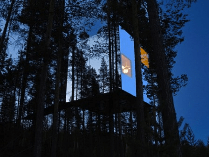 Themirrorcube Top Tree Houses – The world's 15 Most Amazing Tree Dwellings
