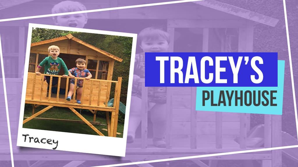 Tracey's Lollipop Junior Tower