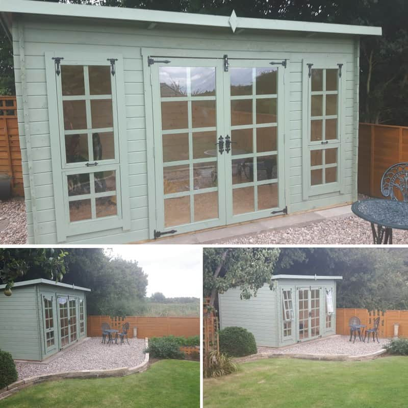 Summer Home Makeover Easy Cheap Ideas: 10 Ideas For Decorating A Summerhouse