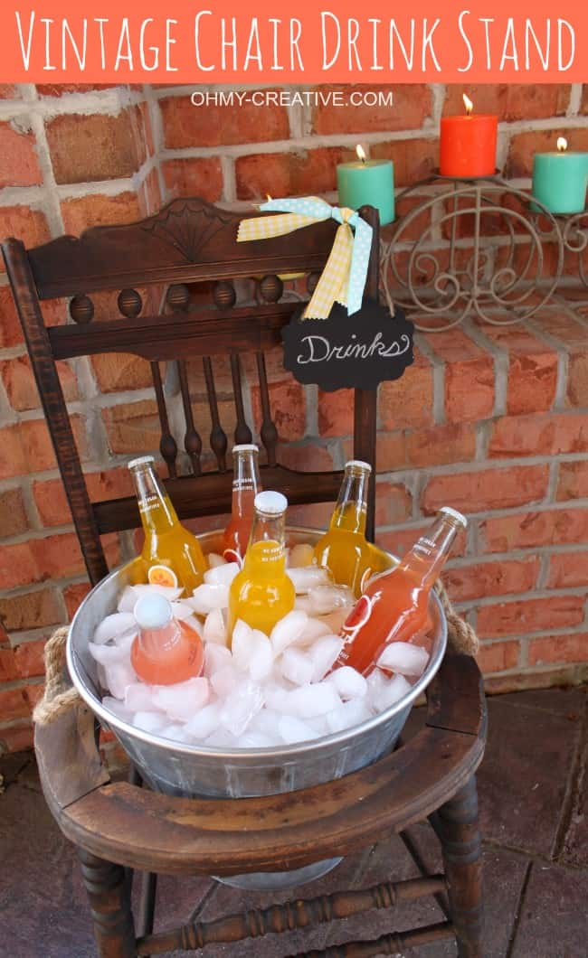 Have a Refreshing Summer Party with These 5 DIY Outdoor Cooler Ideas