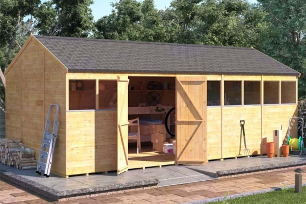 best 10x8 sheds