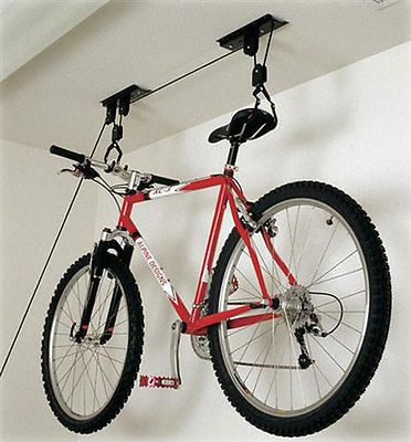bike-suspended-pulley-system