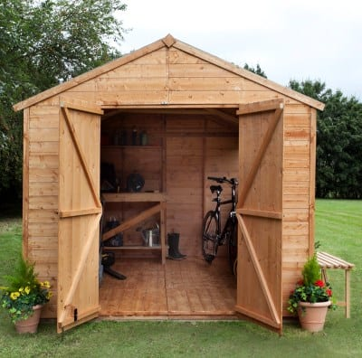 billyoh 5000 window12x8 img 4196 Garden Shed Maintenance   A Simple Guide
