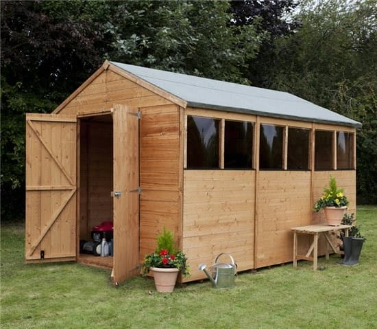 billyoh 5000 window12x8 img l4226 Garden Shed Maintenance   A Simple Guide