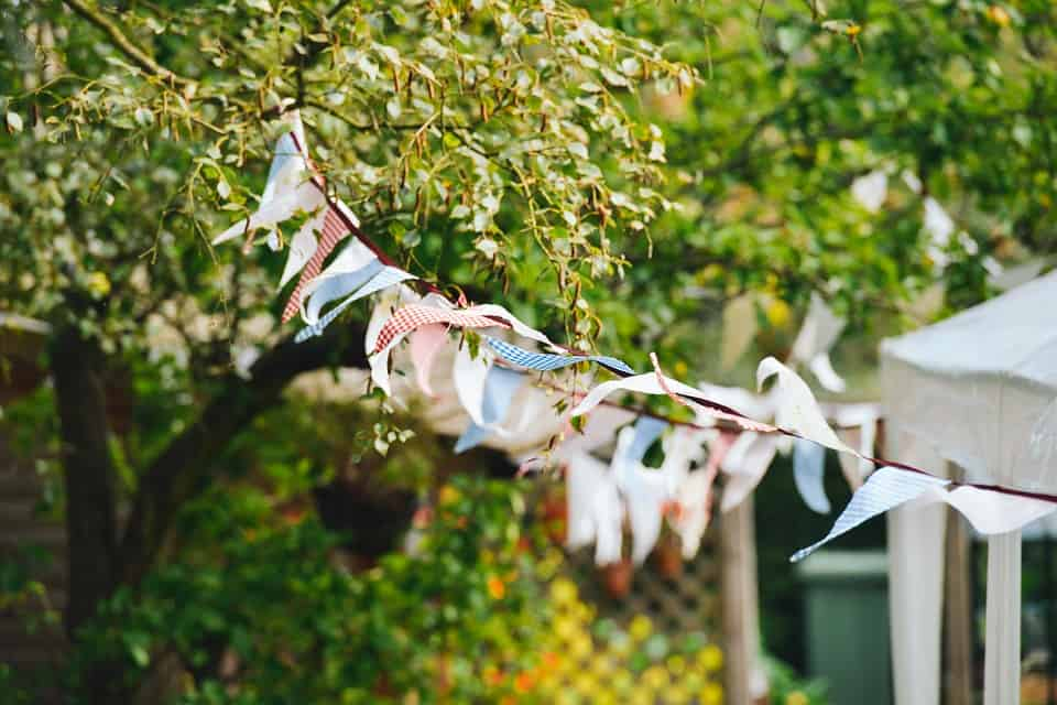 bunting 642066 960 720 Easter Decoration Ideas