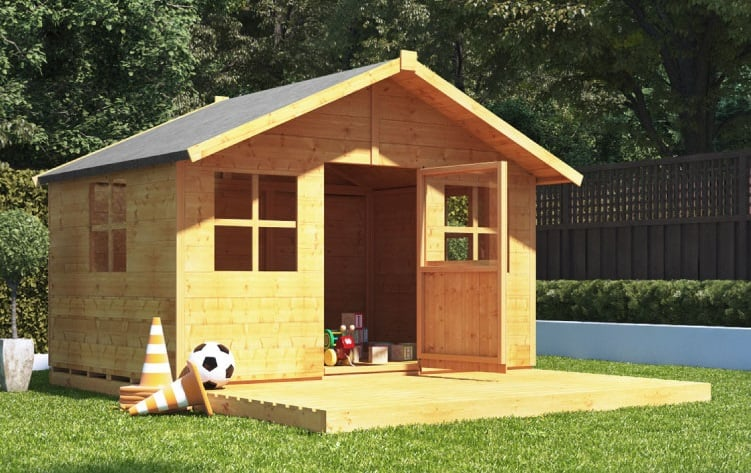 Choosing the right playhouse