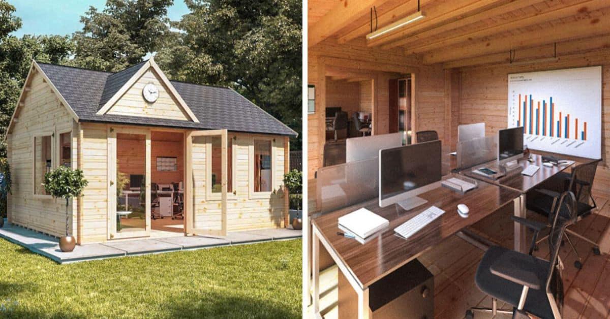 choosing-log-cabin-home-office-