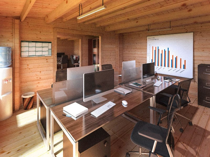 choosing-log-cabin-home-office-1-what-to-look-for-in-a-home-office