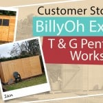 cover 5 150x150 Ian's BillyOh Expert Tongue and Groove Pent Workshop
