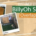 Storer Overlap Shed: Customer Stories
