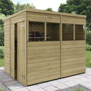 switch pent shed