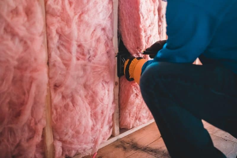 garden building insulation benefits