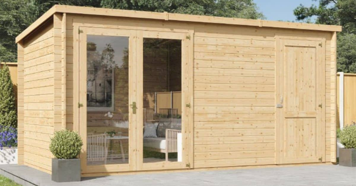 What planning permission do you need for different garden buildings?