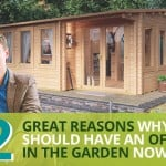 12 Great Reasons Why You Should Have a Garden Office Now