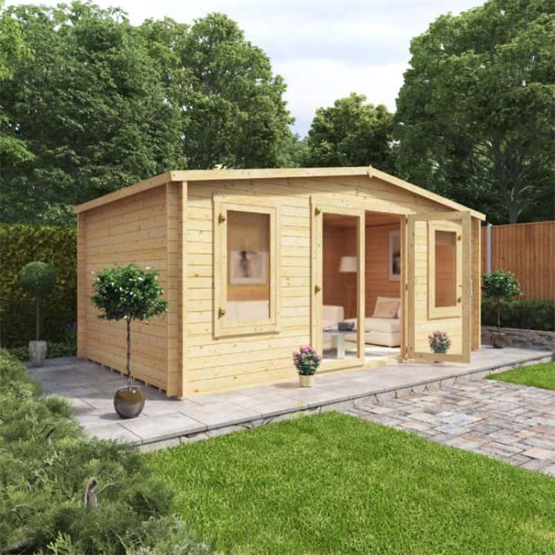 BillyOh Canton Log Cabin