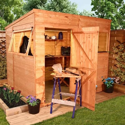 Man Cave Tool Shed : Small garage man caves harley cave amazing
