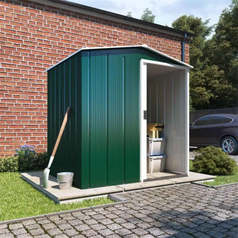 BillyOh Partner Mini Apex Metal Shed