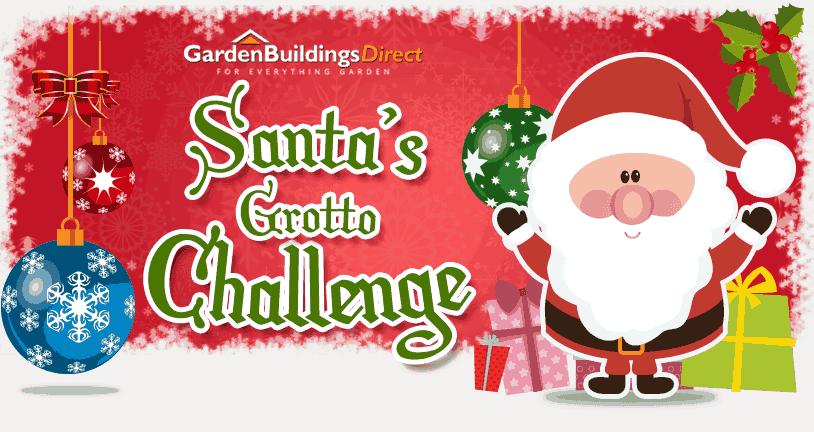 The Santa's Grotto Challenge 2014 – Vote and Win!