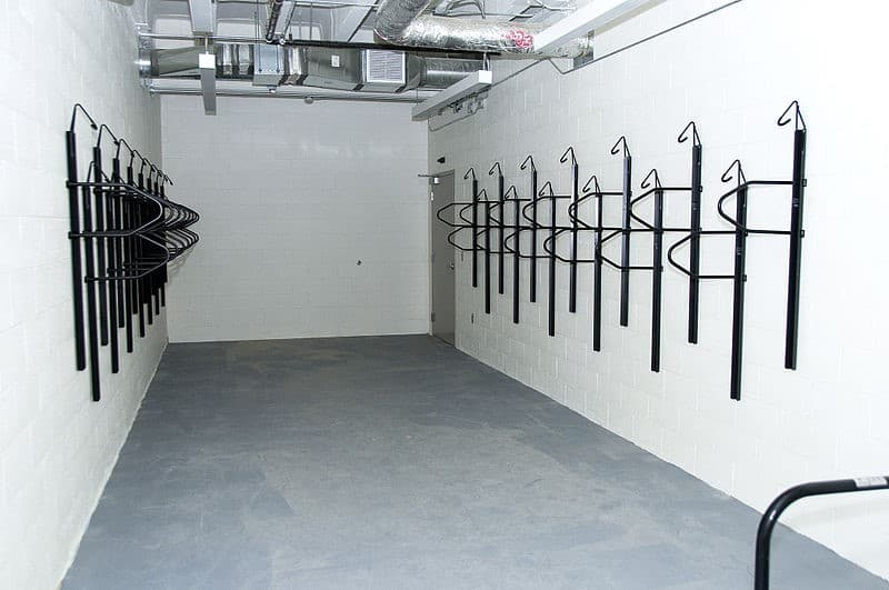 Bike Storage Solution: Hooks, Racks, and Sheds