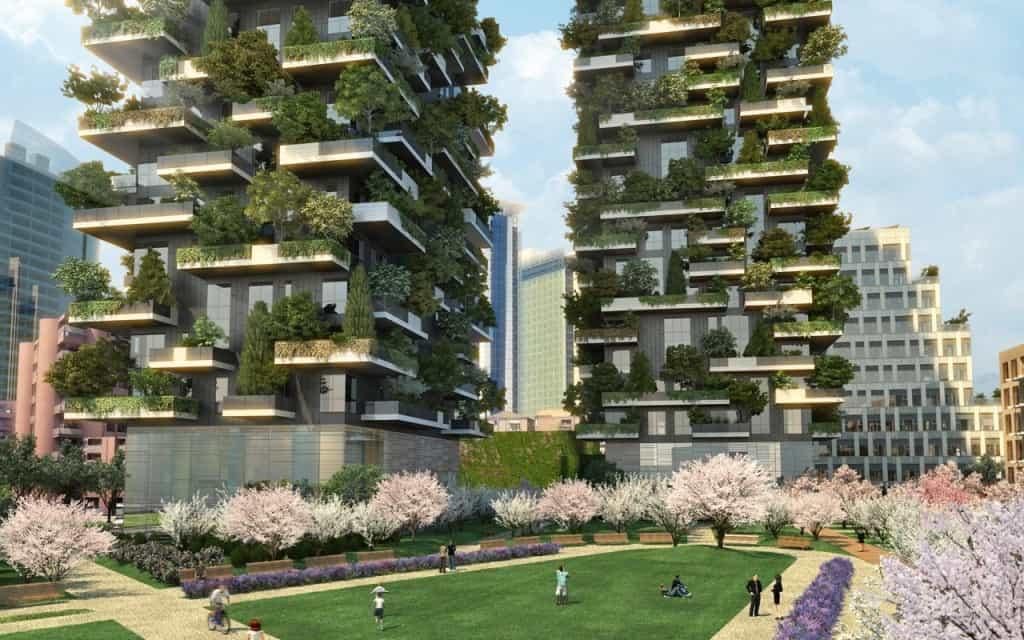 httpwwwresidenzeportanuovacom 5 Amazing Vertical Gardens