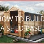 lamington 4 1 150x150 How To Improve the Structure of Your Wooden Garden Shed