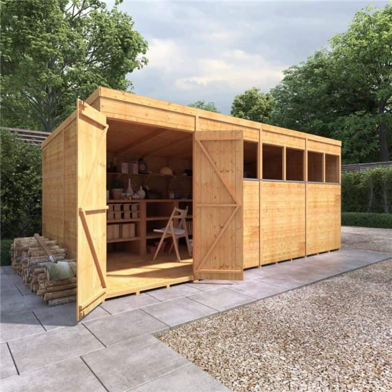 lawn-mower-storage-ideas-3-advantages-of-wooden-sheds