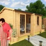 log store 1 150x150 When to Choose a Pent Shed over an Apex Shed