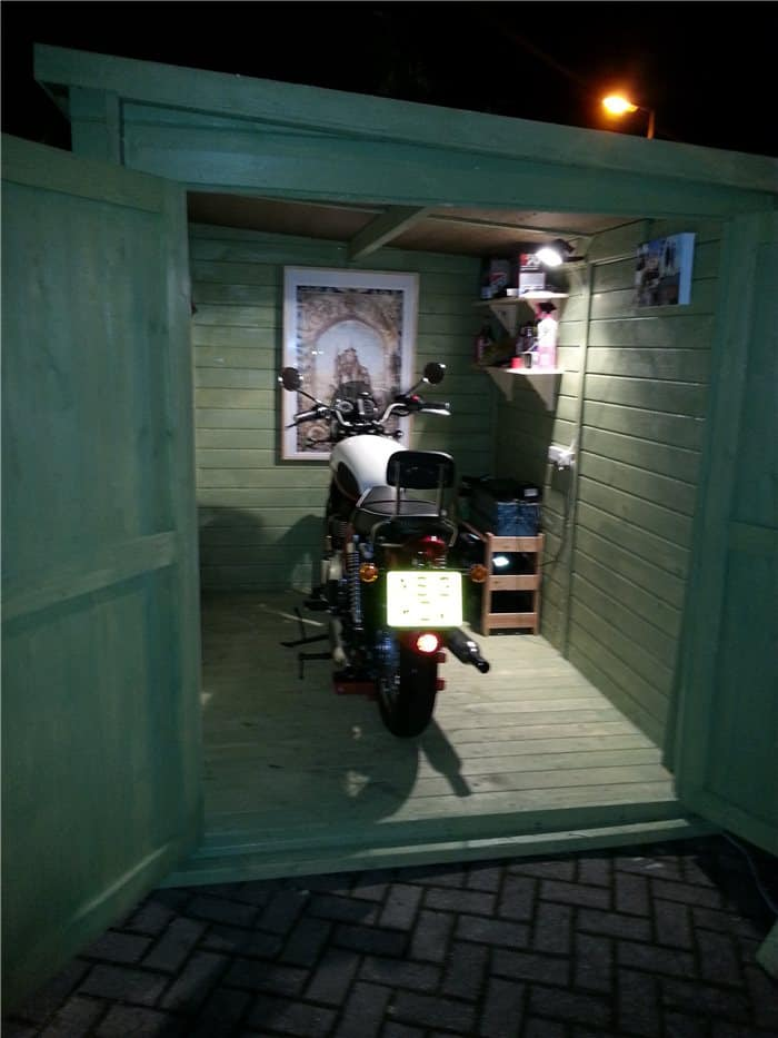 my billyoh motorbike shed - Philip Disney-Spiers BillyOh 28mm Premium Motorbike Store