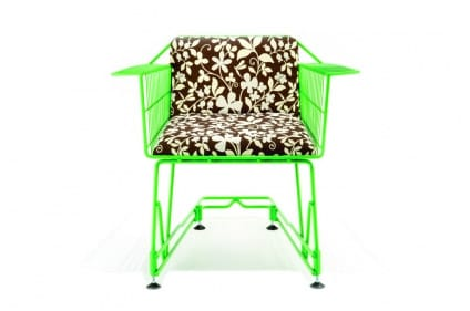 shopping trolley chair