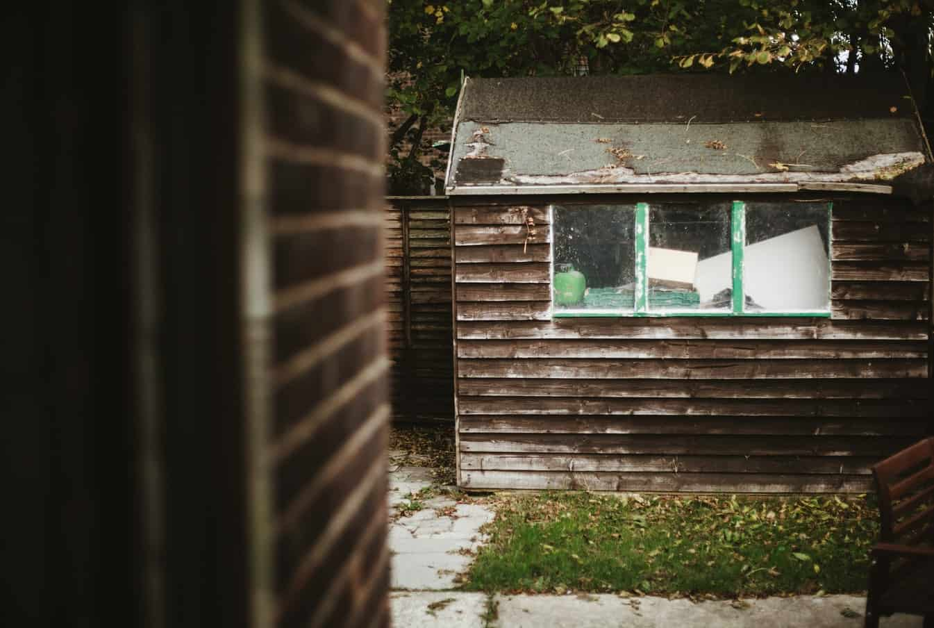 5 Amazing Garden Shed Benefits