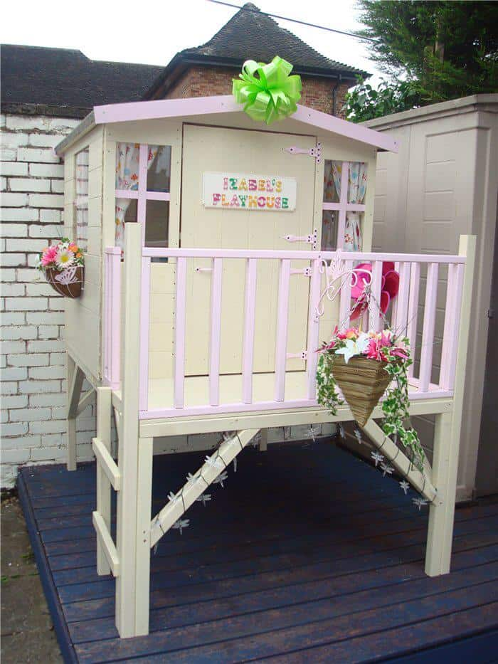 play house 2 12 Creative Ways To Use A Shed