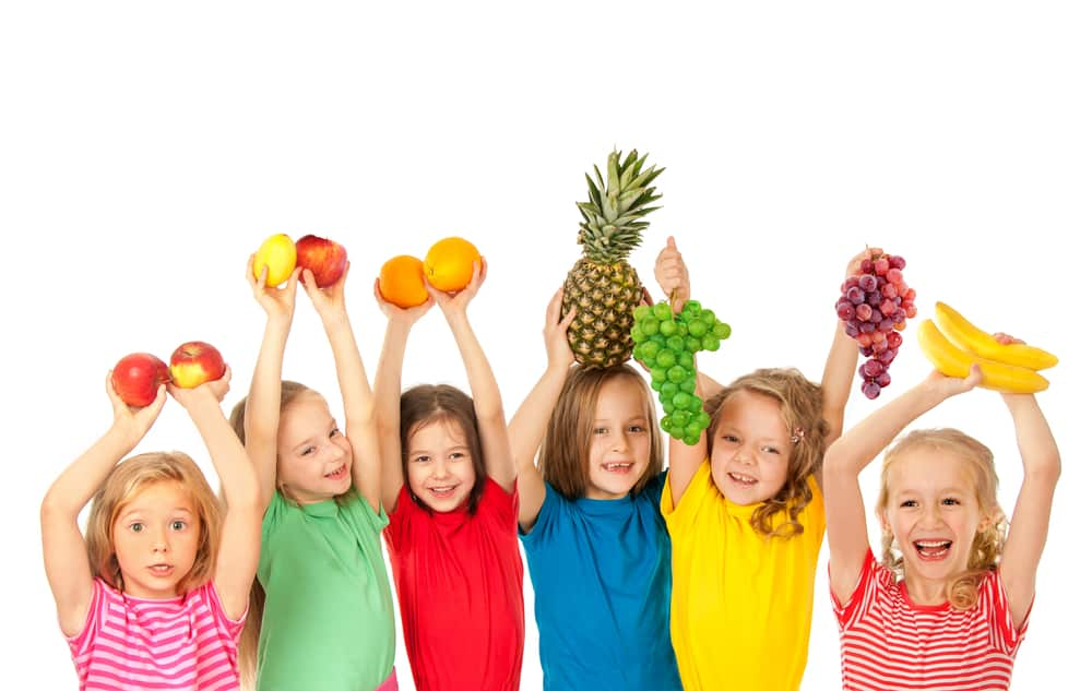 how to get children to eat fruit