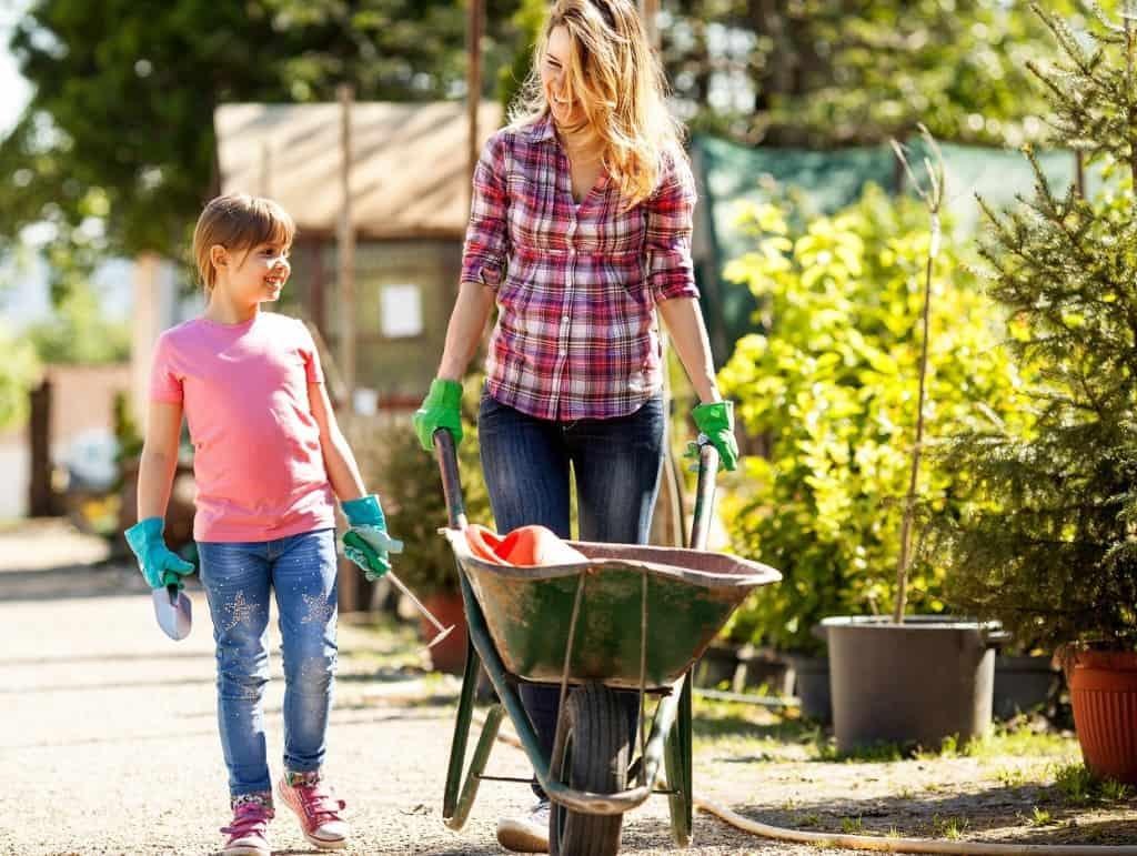 shutterstock 192651851 smaller1 11 Wonderful Ways Gardening Makes a Great Childrens Activity