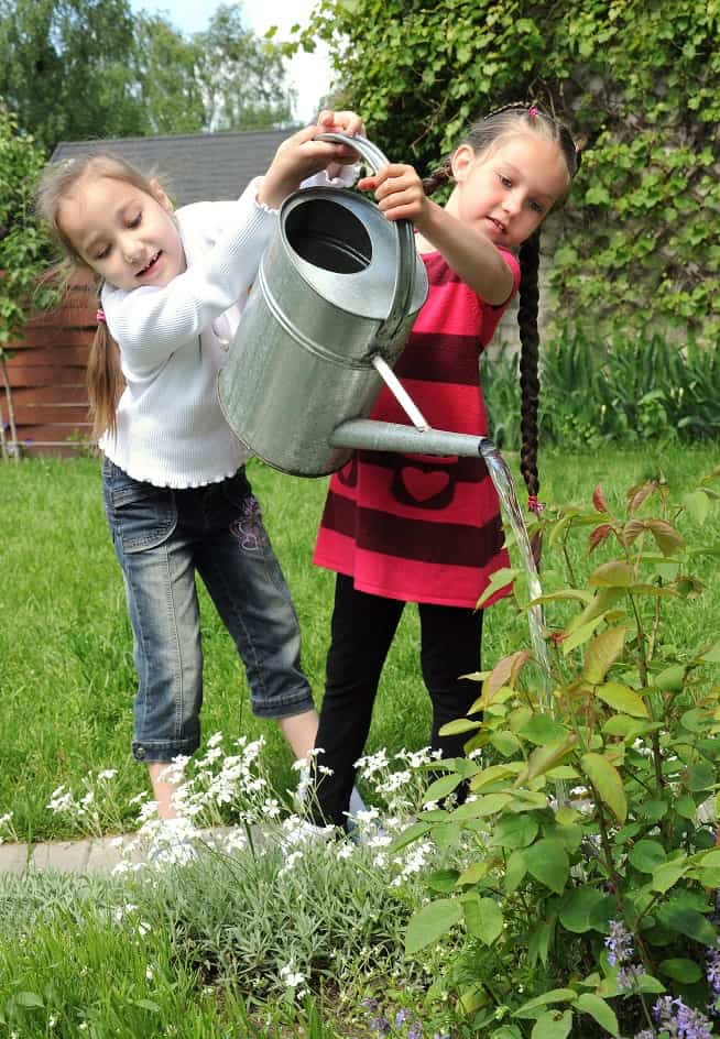 shutterstock 54627208 smaller 11 Wonderful Ways Gardening Makes a Great Childrens Activity