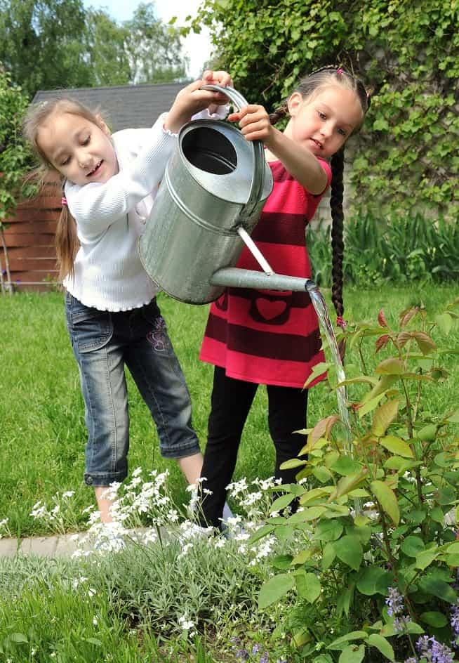 shutterstock 54627208 smaller 11 Wonderful Ways Gardening Makes a Great Childrens Activity