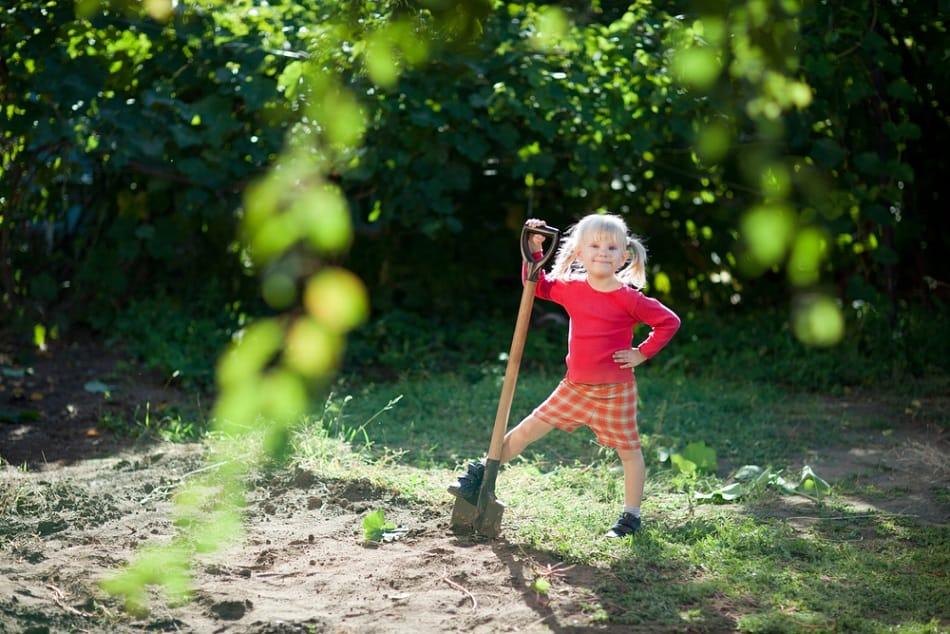 shutterstock 74553472 11 Wonderful Ways Gardening Makes a Great Childrens Activity