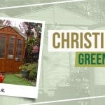 Christine's BillyOh 4000 Lincoln Wooden Greenhouse