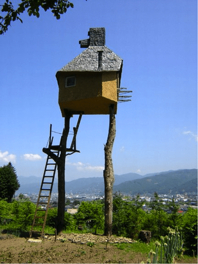 toohigh Top Tree Houses – The world's 15 Most Amazing Tree Dwellings