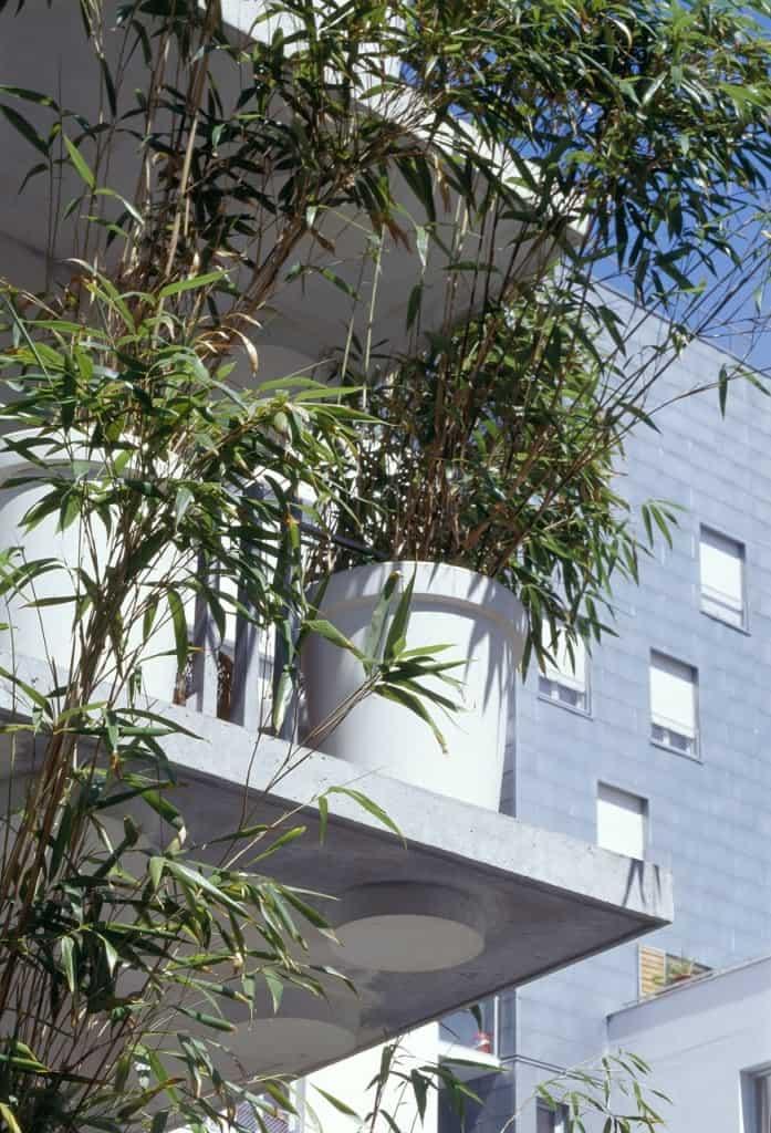 tower flower 04  k 5 Amazing Vertical Gardens