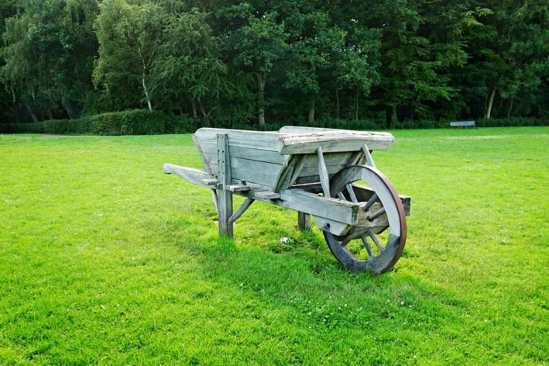 ultimate-bbq-party-ideas-7-use-wheelbarrow-to-store-beer