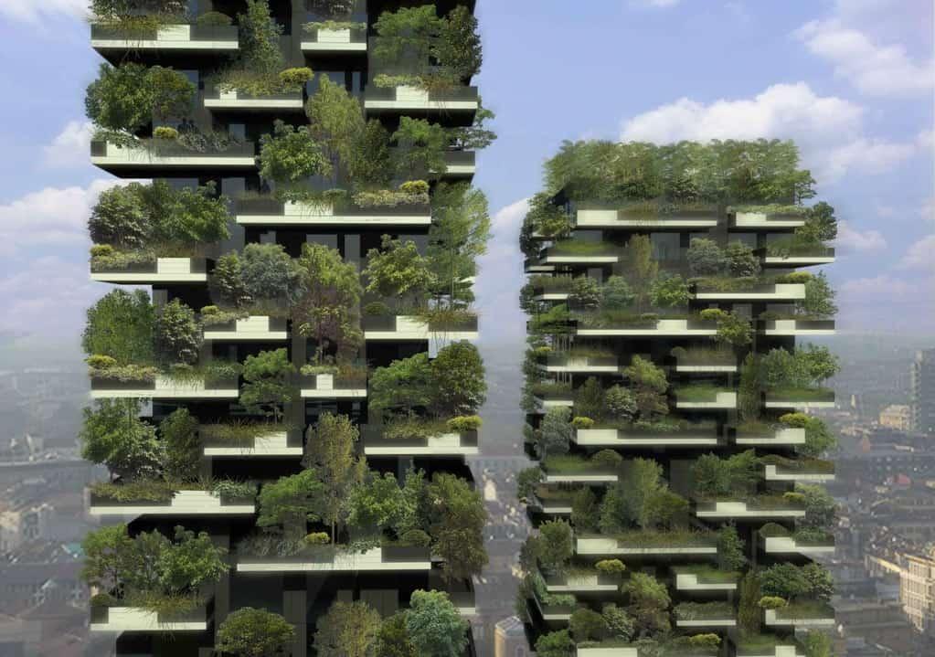 vertical garden 1 5 Amazing Vertical Gardens
