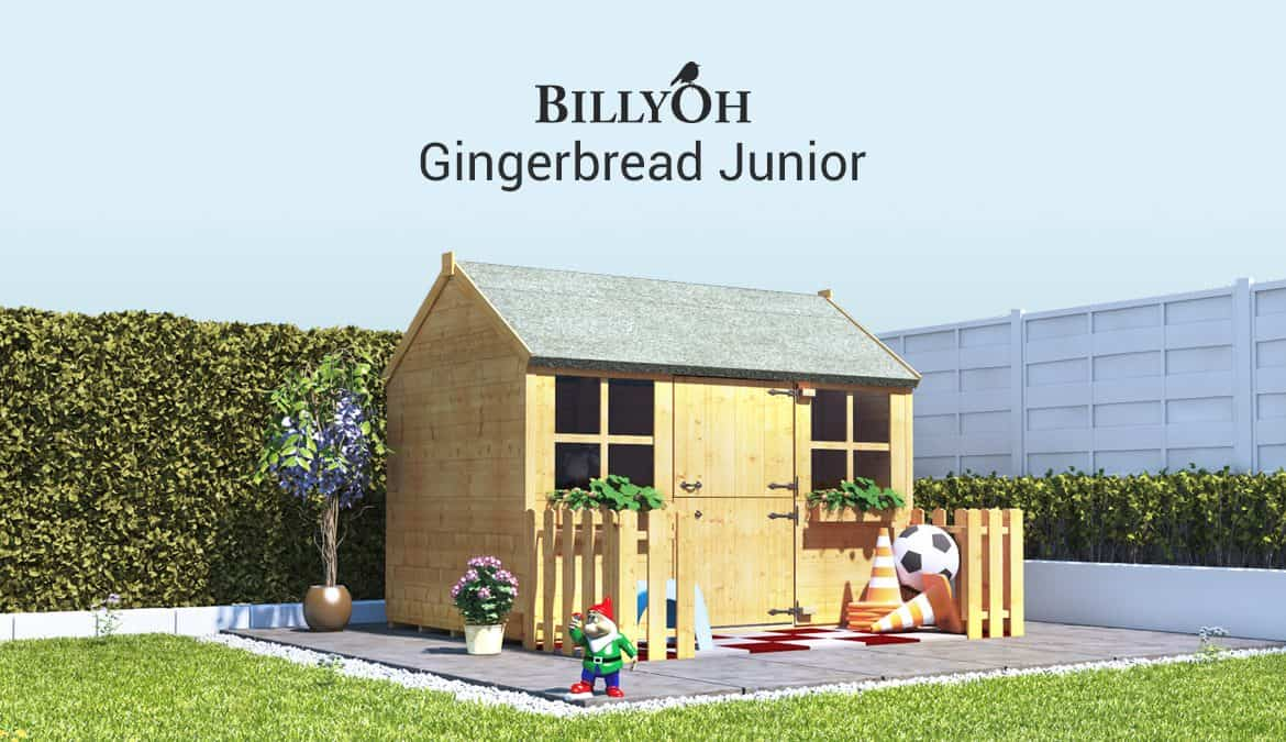 Win a Gingerbead Junior Playhouse