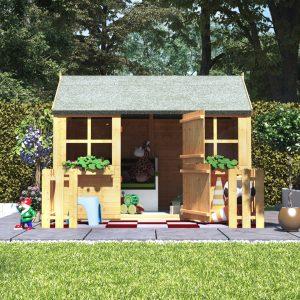 Gingerbread Junior Playhouse