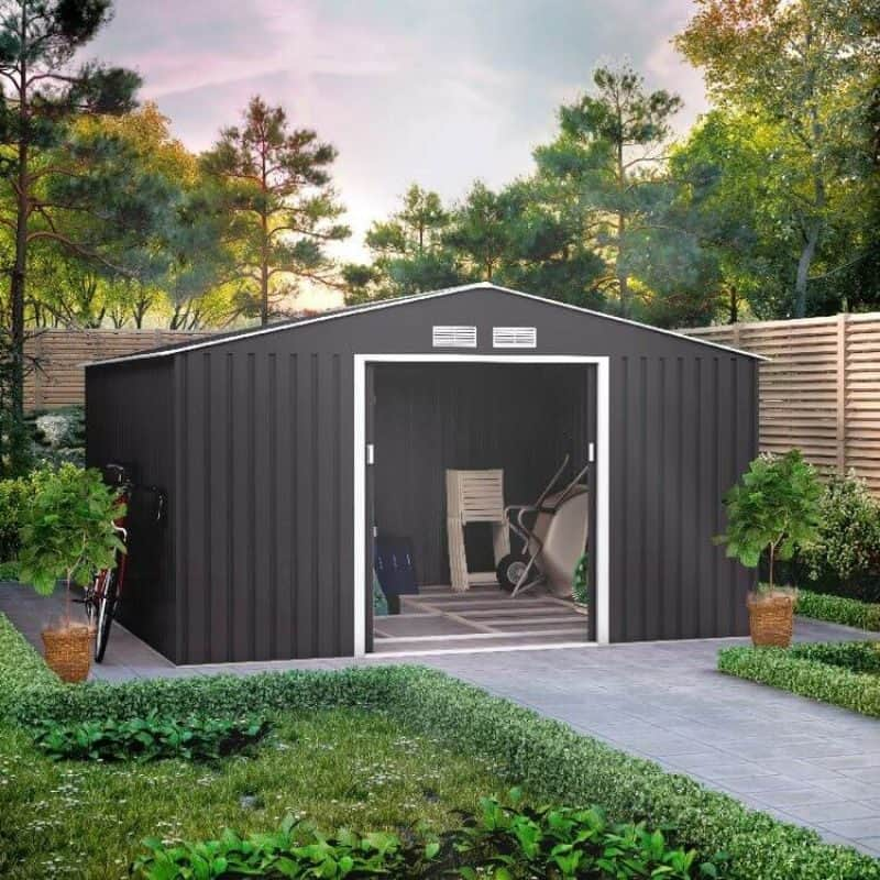 metal shed maintenance