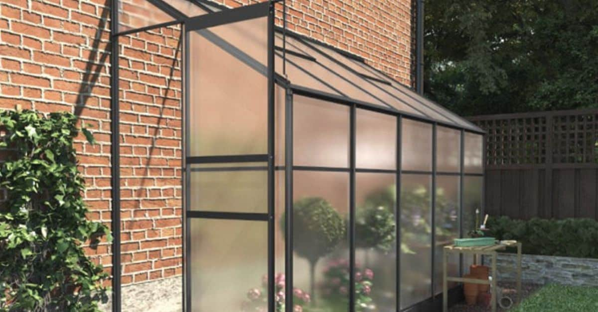 Winter greenhouse growing