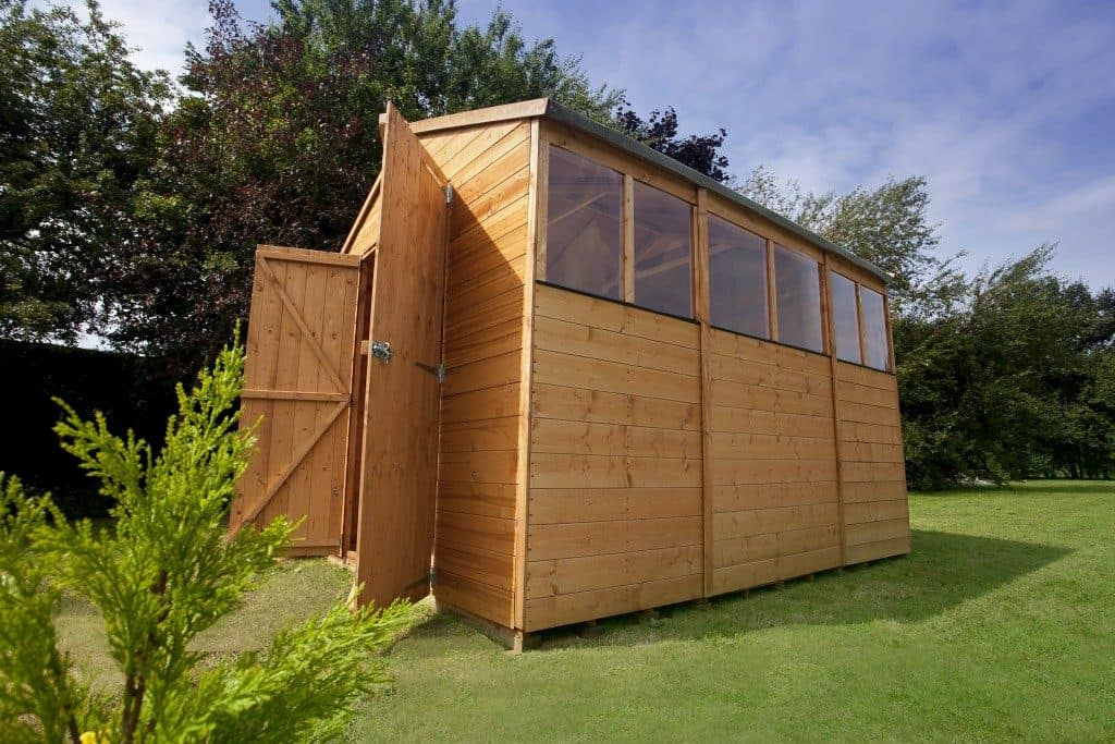 How To Improve the Structure of Your Wooden Garden Shed