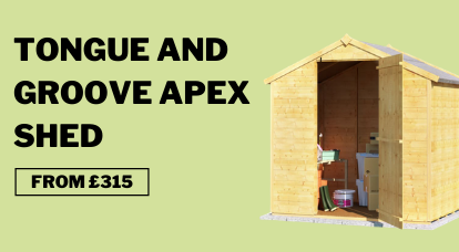 storer t and g apex shed