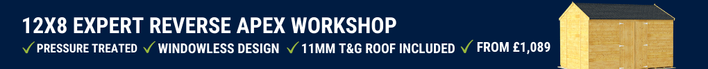 BillyOh Expert Tongue and Groove Reverse Apex Workshop