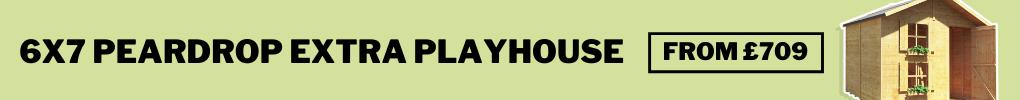 BillyOh Peardrop Extra Playhouse